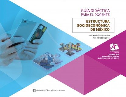 portada guía 322 AC Estructura Socioeconómica de México