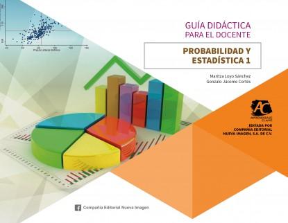 portada guía 333 Probabilidad y Estadística 1